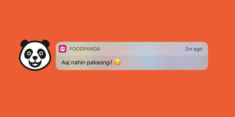 Perpetuating Patriarchy: FoodPanda 'defines' gender roles on International Women's Day