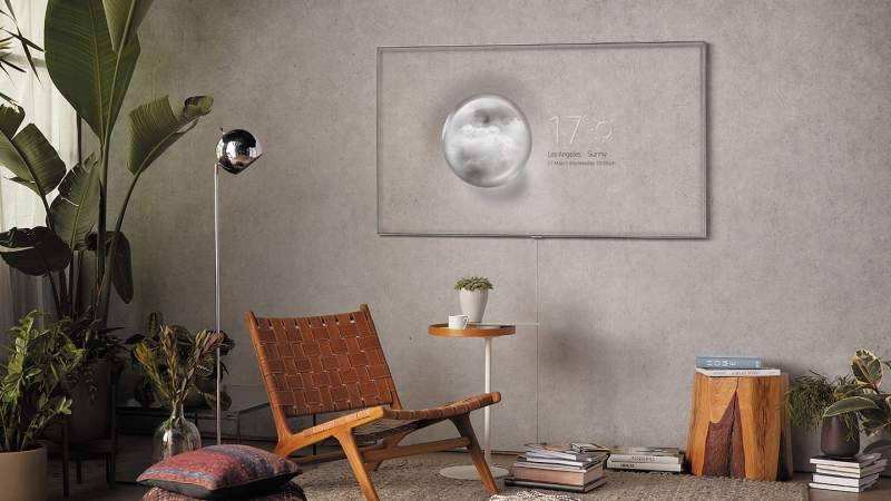 Samsung unveils invisible QLED TVs