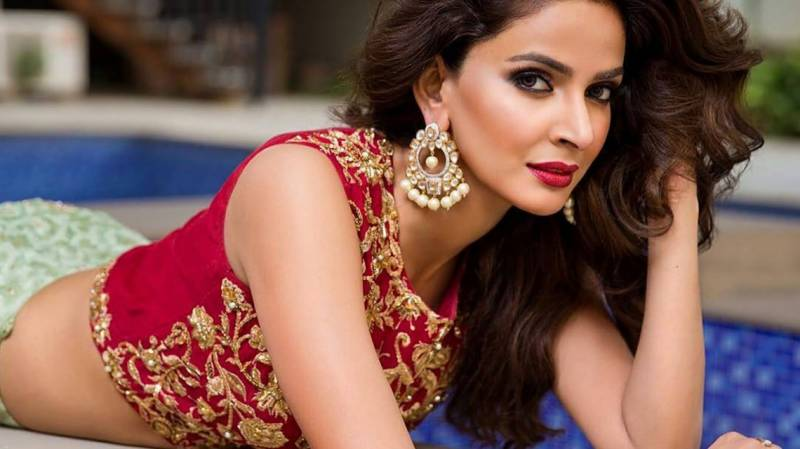 Somebody call 911, Saba Qamar is burning up the dance floor in this new video