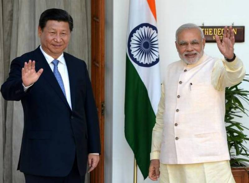 Indian elephant & Chinese dragon must dance together, not fight each other: China