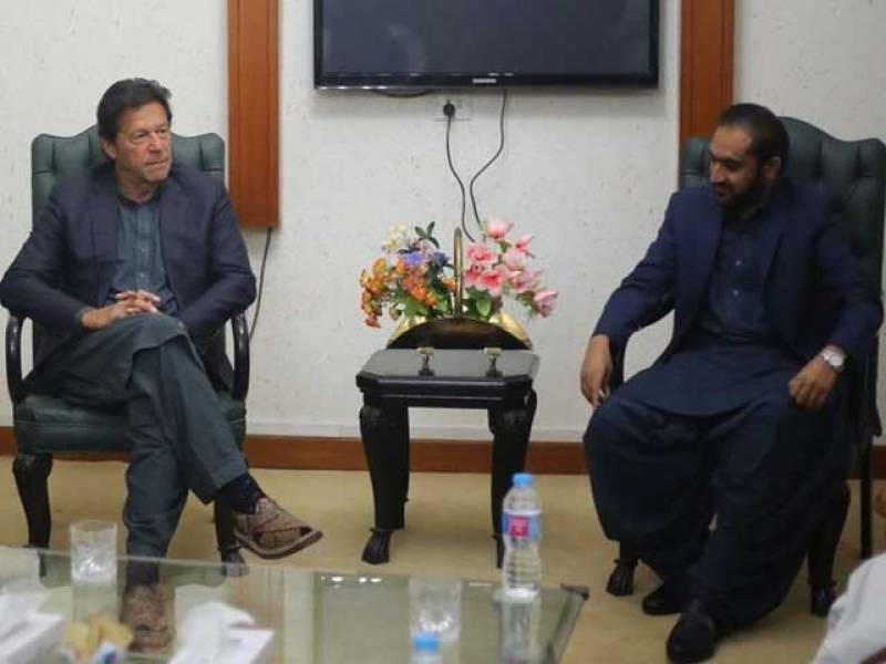 PTI to support CM Balochistan's candidate for Senate chairmanship