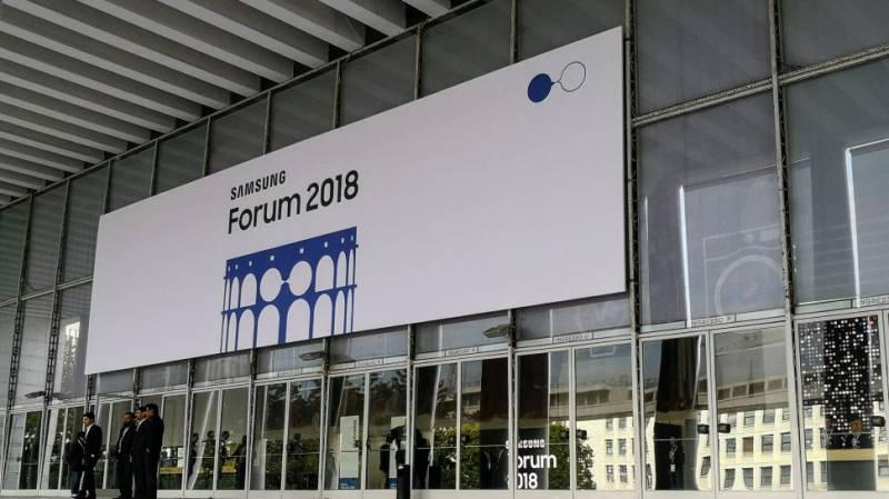 Samsung Electronics unveils seamless & intelligent IoT experience at MENA Forum 2018