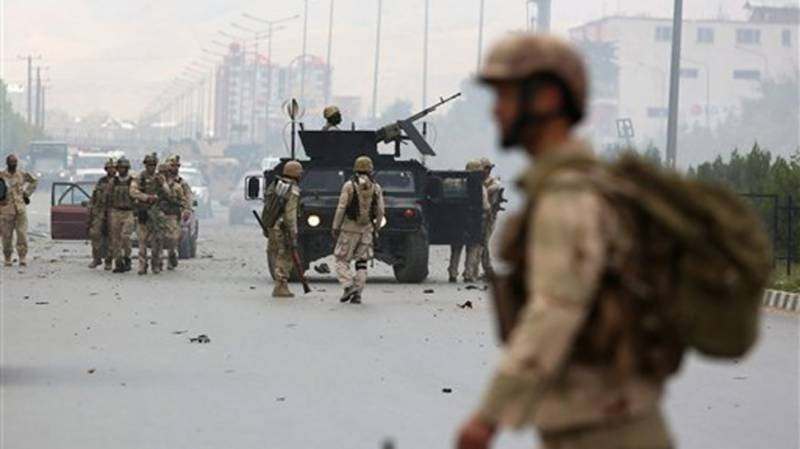 At least 24 Afghan soldiers killed in Taliban attack