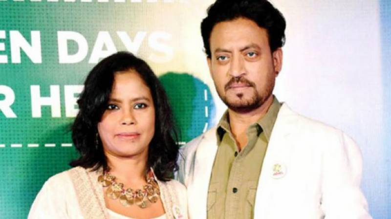 Irrfan Khan's wife on his health: My husband is a warrior