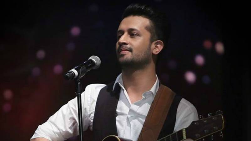 Pakistani singing sensation Atif Aslam turns 35