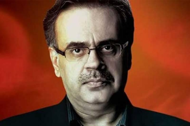 Shahid Masood to be punished according to law, observes CJP Saqib