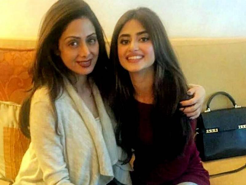 Sridevi and I shared a mother-daughter kind of relationship - Sajal Aly