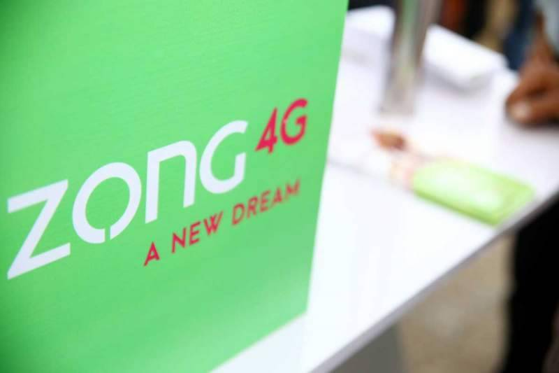 Zong 4G hits more than six million 4G subscribers