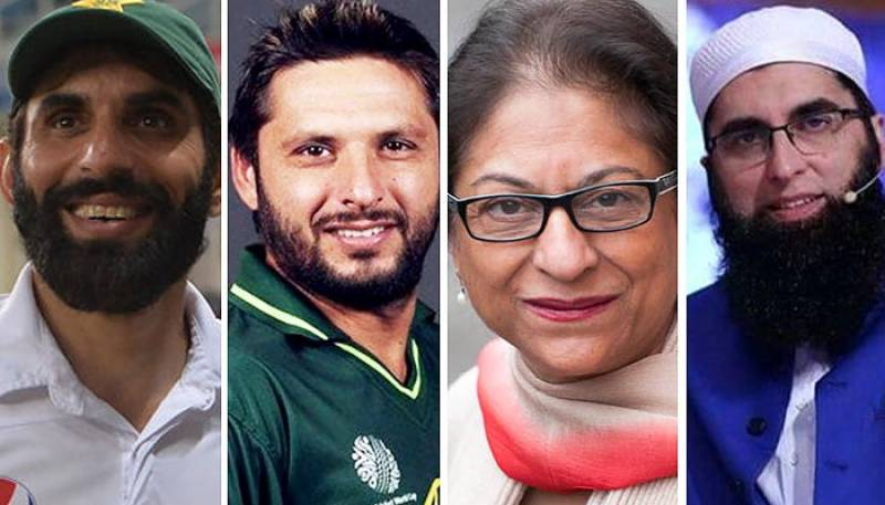 Civil Awards: Asma Jahangir, Junaid Jamshed, Afridi, Misbah among the list of 141 nominees