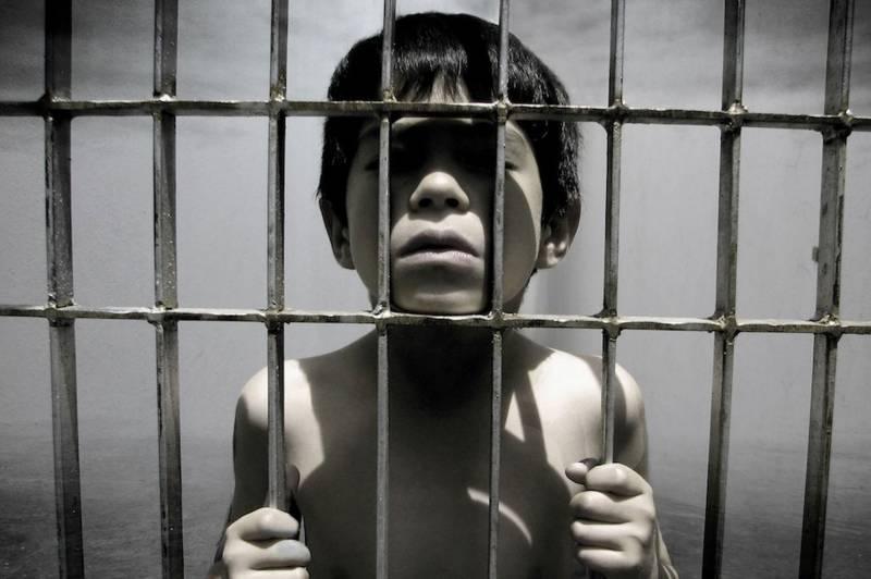 Rotting in the dark - the forgotten children of Pakistan