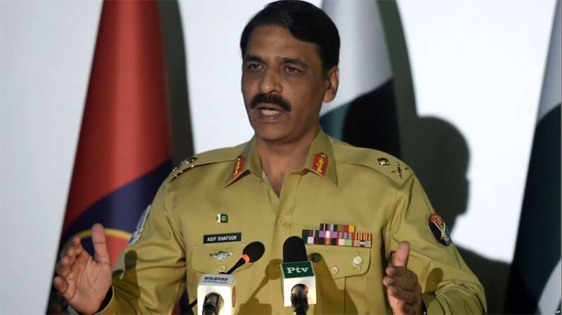 Pakistan eliminated sanctuaries of all terror groups, Haqqani network: DG ISPR