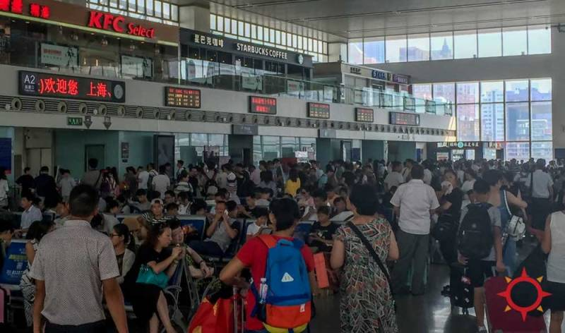 China to bar people with poor 'social credit' from taking trains, planes