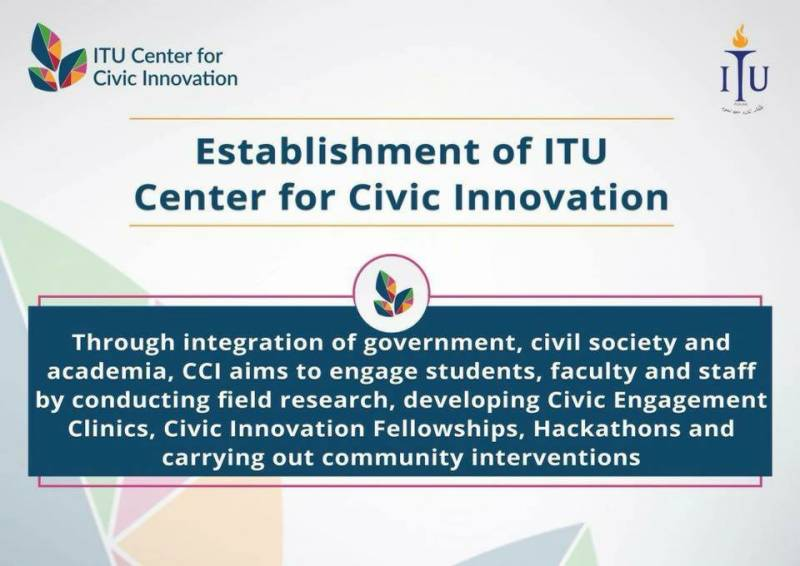ITU announces Center for Civic Innovation to address local problems