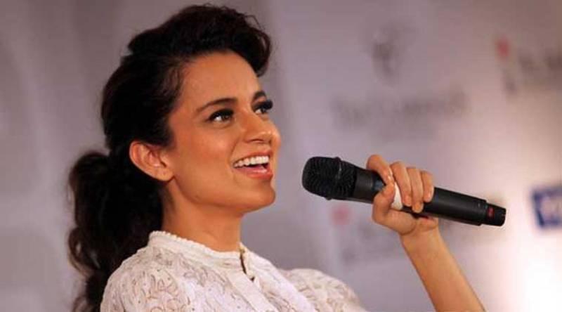 Kangana Ranaut gives her take on the Indian ban on Pakistani artists
