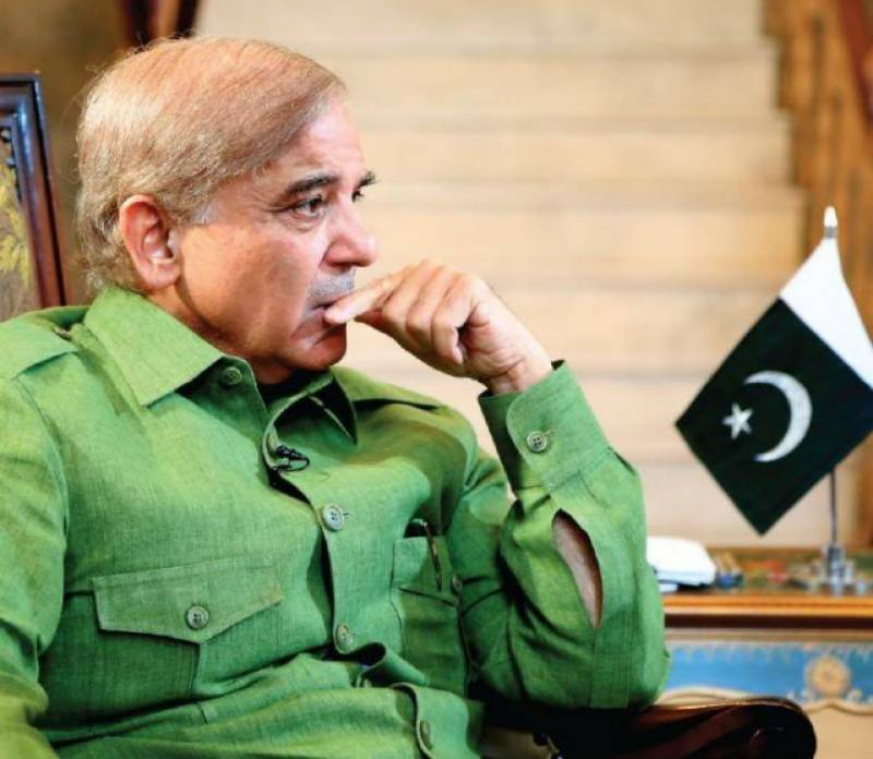 Ruling party of China congratulates Shehbaz Sharif on election as PML-N's president