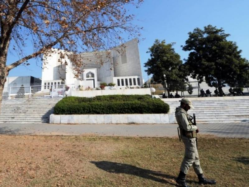 SC terms ISI's report on Faizabad sit-in unsatisfactory, questions 'ignorance' of spy agency