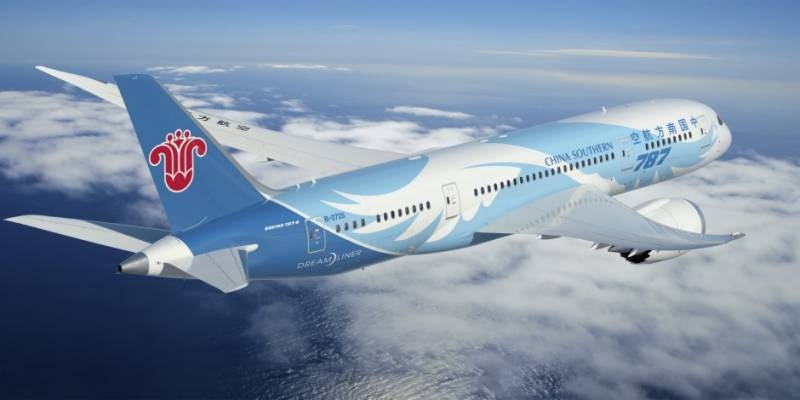 China Southern Airlines to link Urumqi and Lahore