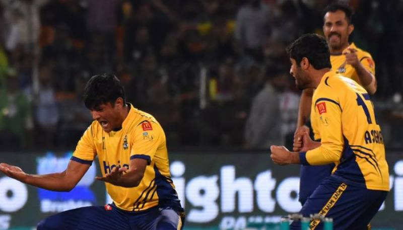 LIVE: Peshawar knock Quetta out of PSL 2018