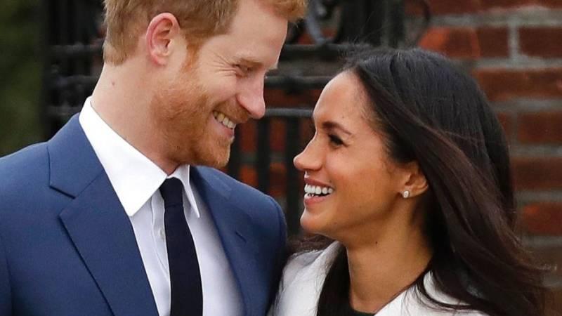 'Harry & Meghan': Teaser trailer released of film on royal couple