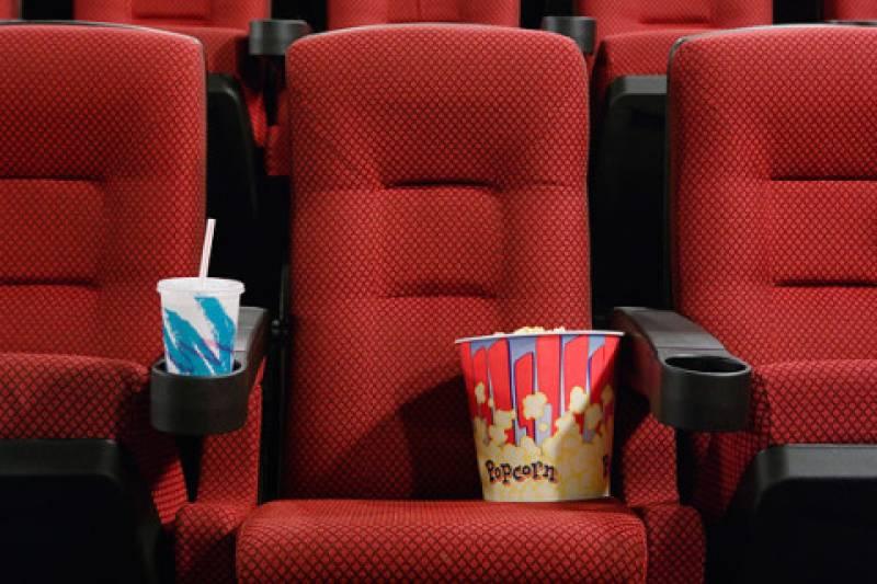 Man dies after getting his head stuck underneath cinema seat