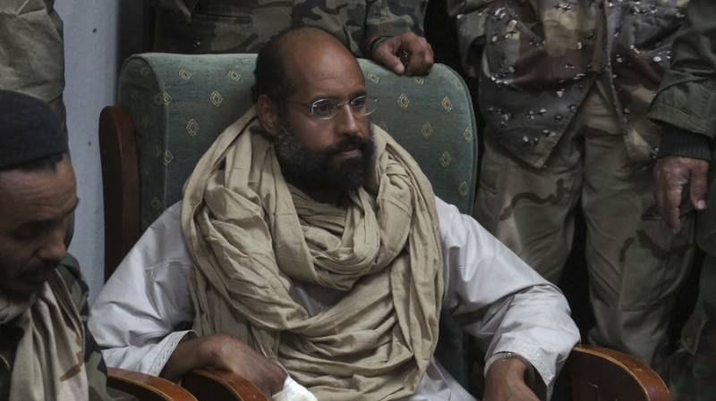 Saif Gaddafi may run for Libya's presidency to rescue country from turmoil