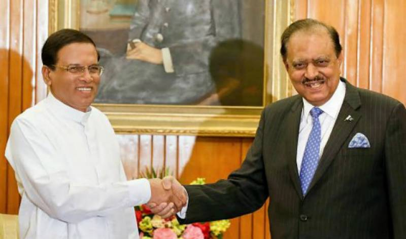 Sri Lankan president to attend Pakistan Day parade as chief guest