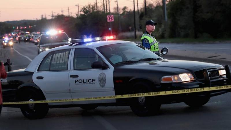 Suspect in Texas serial bombing blows himself up to avoid police capture