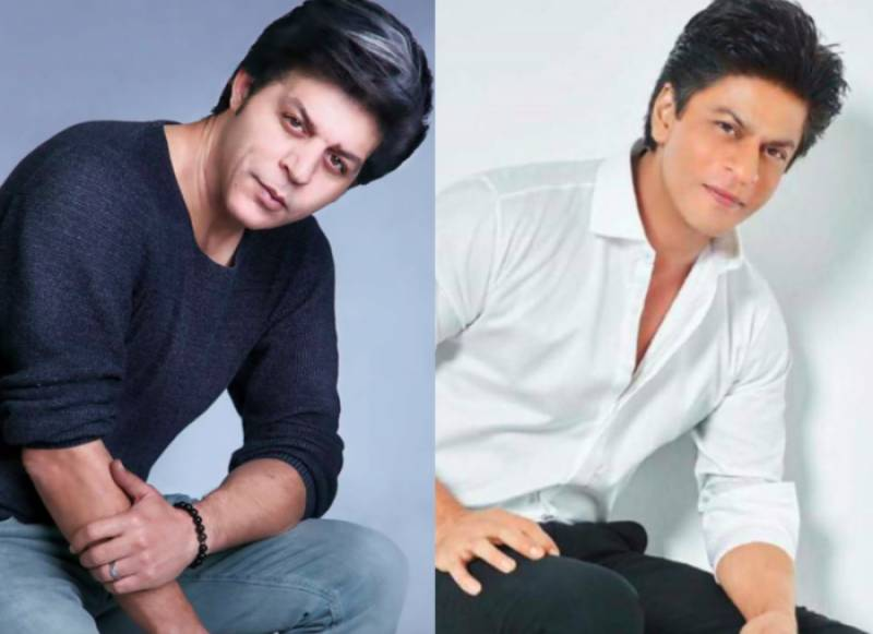This guy hates being called Shahrukh Khan's 'lookalike', but he's breaking the Arab internet anyway