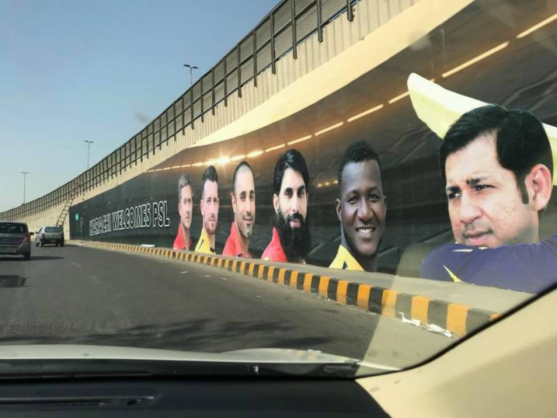 In Pics: City of Lights prepares for PSL 2018 final