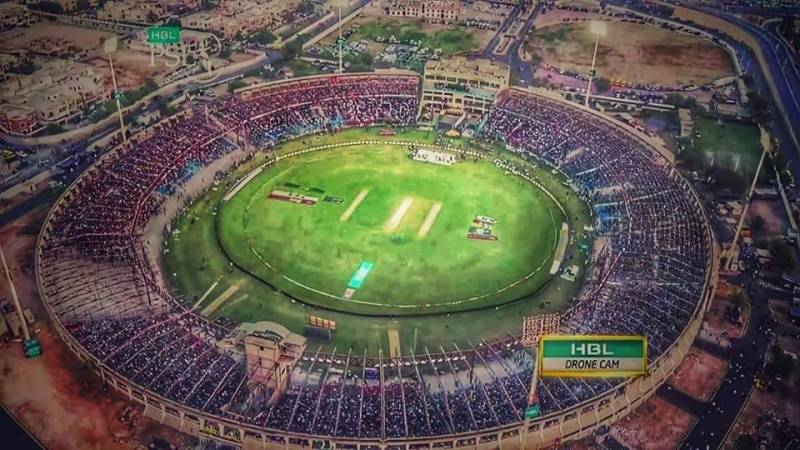 In Pics: Karachi hosts PSL 2018 Final for the first time