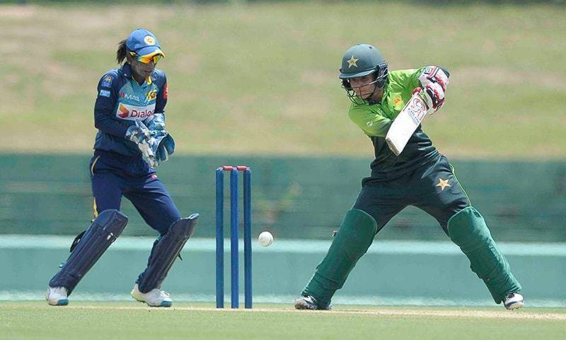 Women's cricket: Pakistan thrash Sri Lanka by 108 runs to sweep ODI series 3-0