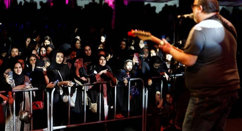 All that jazz: Saudi Arabia organizes largest jazz festival yet