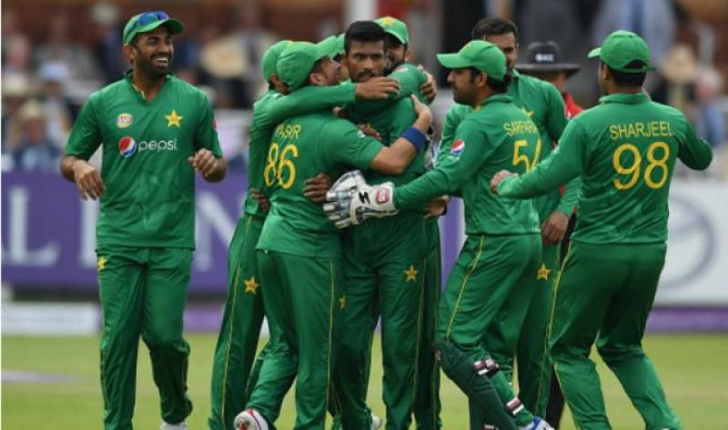 Pakistan announce 15-man squad for three-match T20 series against West Indies