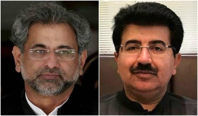 PM Abbasi 'refuses' to meet Senate Chairman