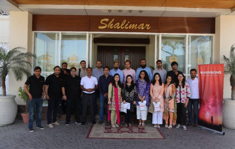 Smart accessories manufacturer Riversong holds bloggers meetup in Lahore