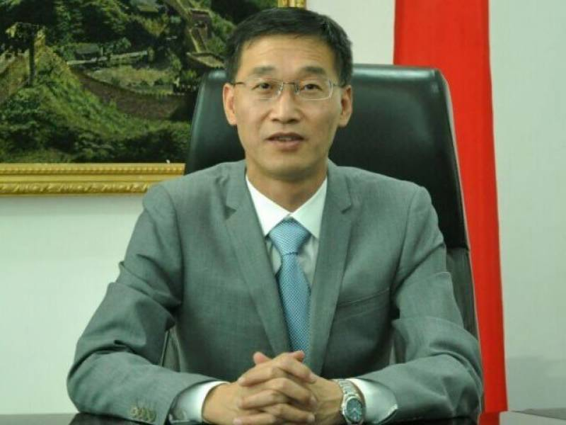20 different projects progressing under CPEC project: Yao Jing