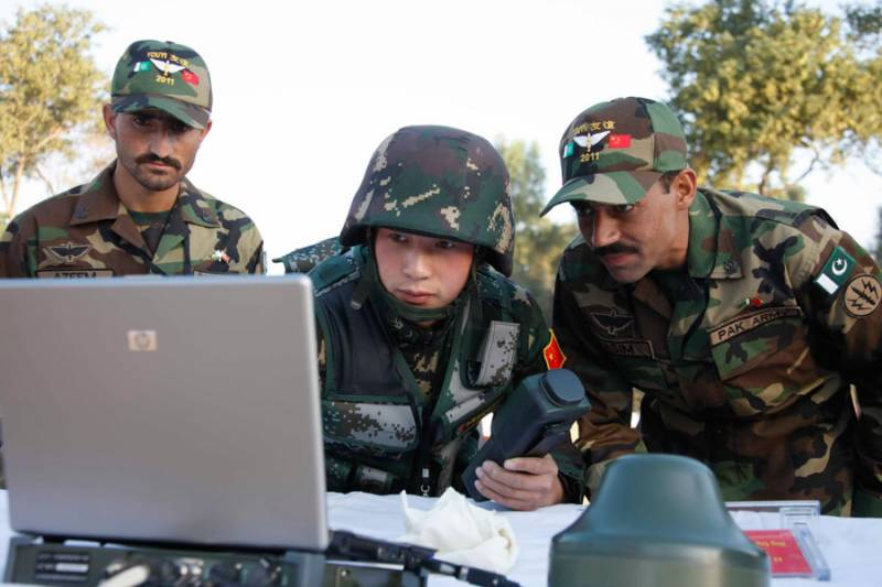 Close ties between China, Pakistan armies to help maintain regional peace, global stability: PLA