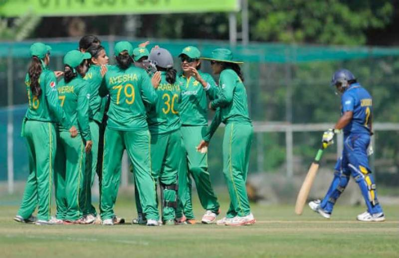 Pakistan Women clinch T20 series against Sri Lanka