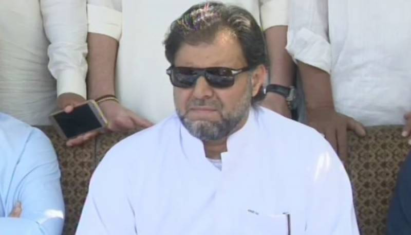 PTI suffers another setback as former MNA Ahmed Raza Maneka quits party