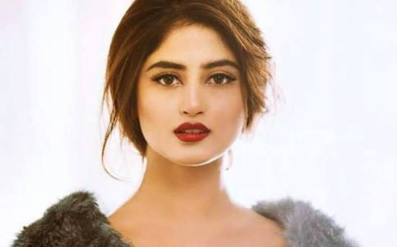 Sajal Ali opens up about her relationship with Sridevi