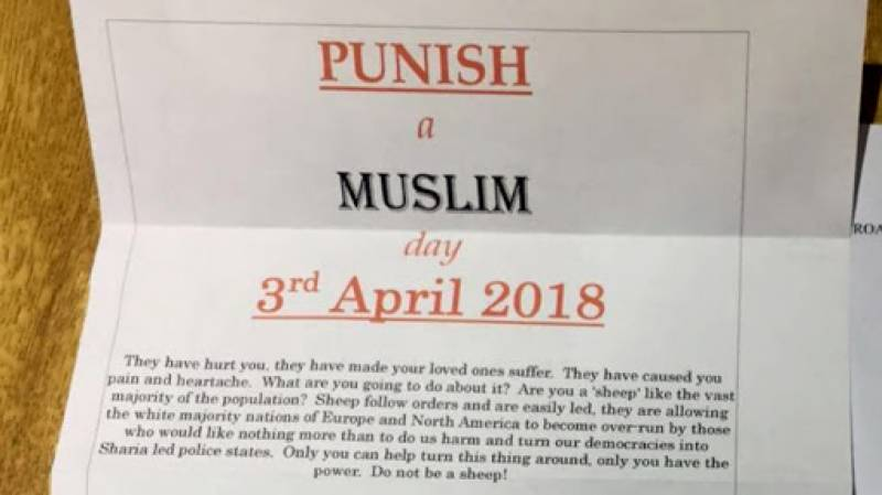 "Everything you need to know about 3 April, ""Punish a Muslim day"" anonymous campaign"