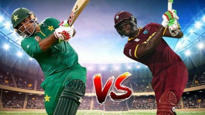 Pakistan destroy Windies batting, win first T20 by 143 runs