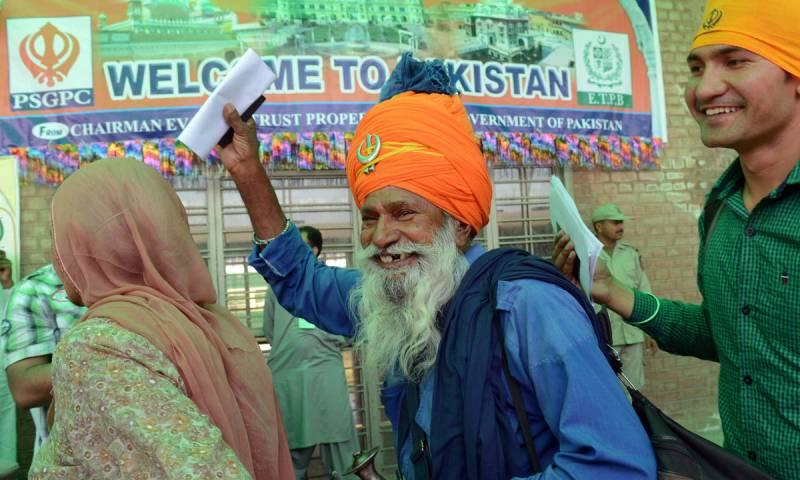 Baisakhi: 2,000 Indian Sikh pilgrims to arrive in Pakistan to mark Khalsa birth