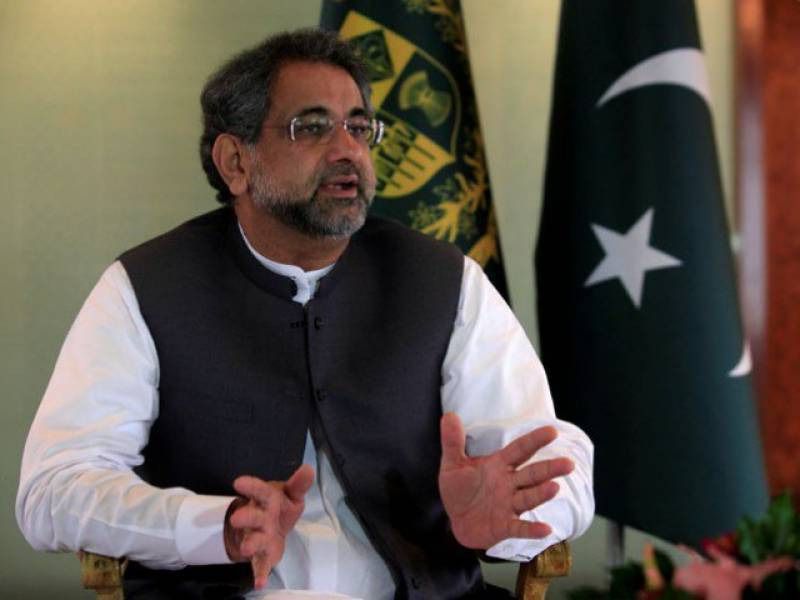 PM Abbasi to participate in Boao Forum for Asia: China