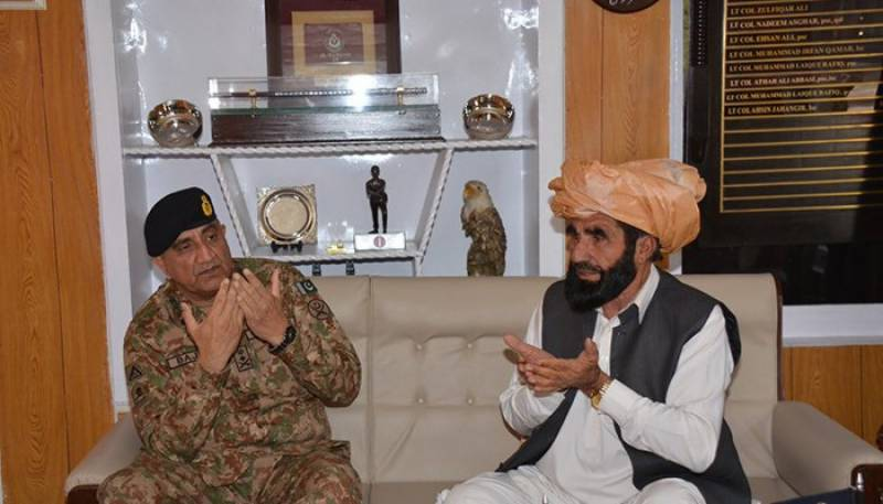 Gen Bajwa says will support all efforts to get justice for Naqeebullah Mehsud