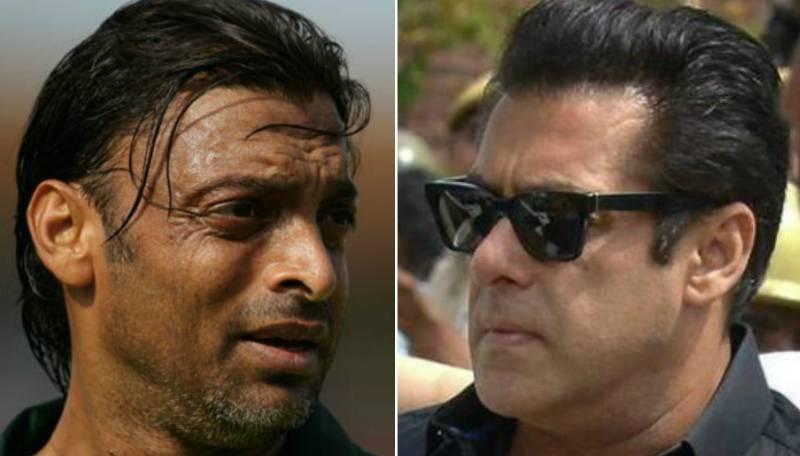 'Punishment is too harsh': Shoaib Akhtar saddened to see Salman Khan behind bars