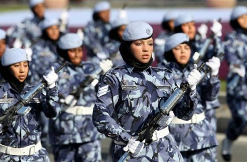 Qatar allows women to join army for first time
