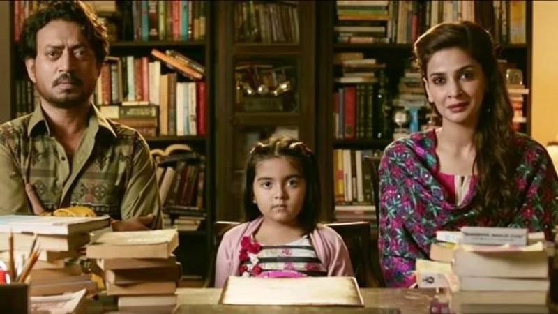 Saba Qamar starrer 'Hindi Medium' hits big in China