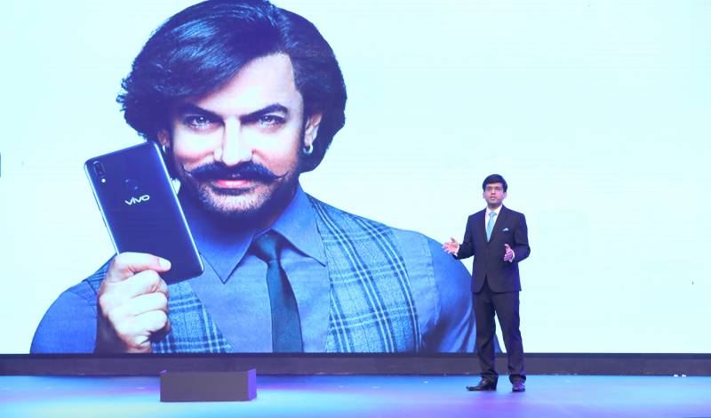 Vivo unveils all-new 'V9' AI-Powered FullView™ Display smartphone in Pakistan