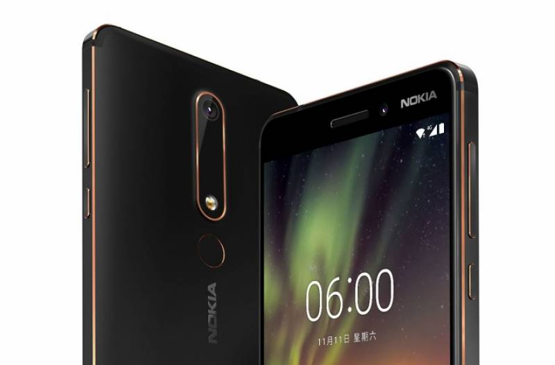HMD Global launches second generation Nokia 6 in Pakistan